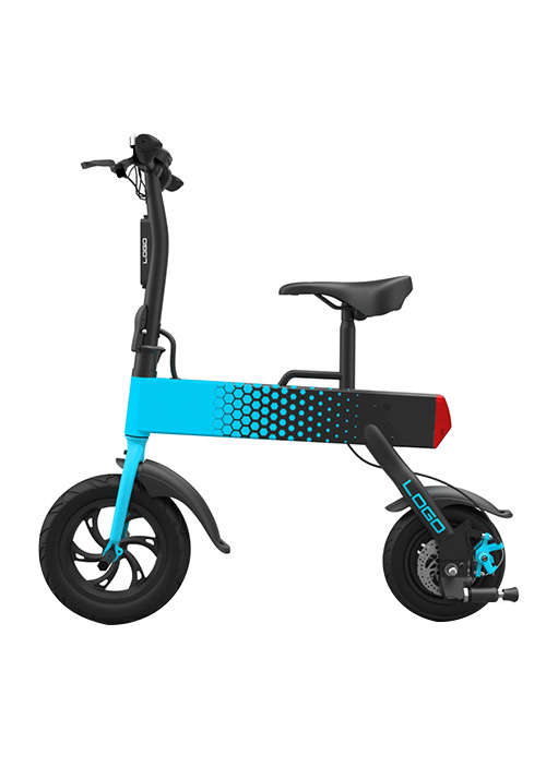 350W 36V Adults Mini Mopied Electric Bike (K3)