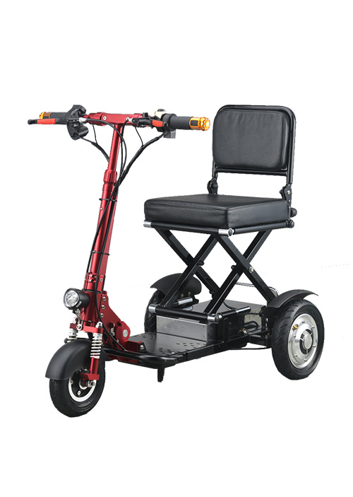 EEC COC 3 Wheels Electric Mobility Scooter S009