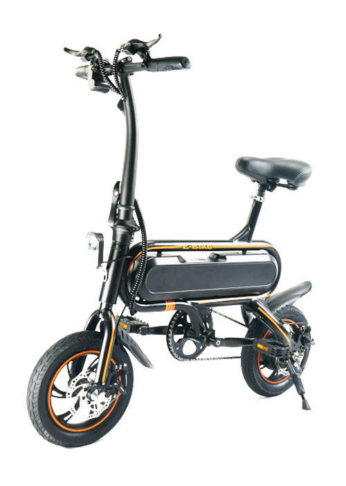 14inch Portable Adult Electric Moped Bicycle K1