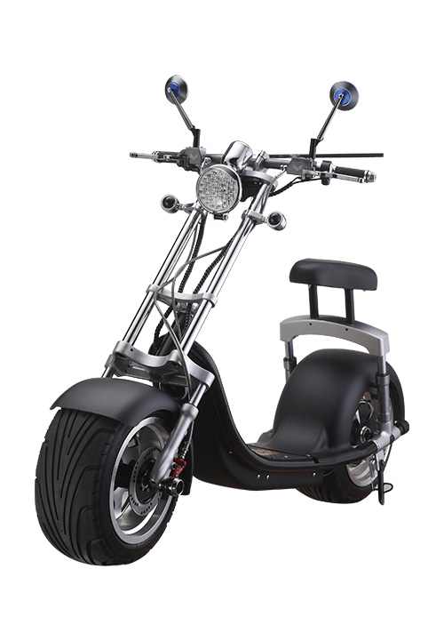 1500W Halley Big Wheel Electric Motorcycle HB002