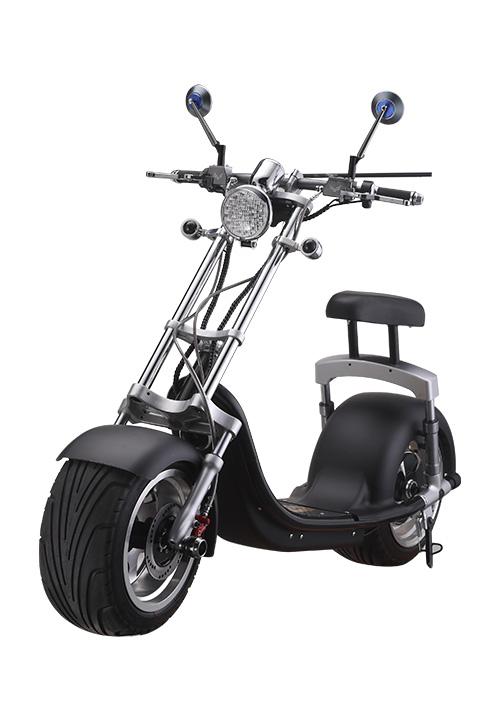 1500W Halley Big Wheel Electric Motorcycle HB002