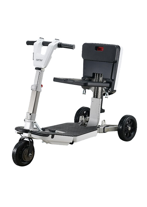 Three Wheels Electric Scooters For Seniors Snow