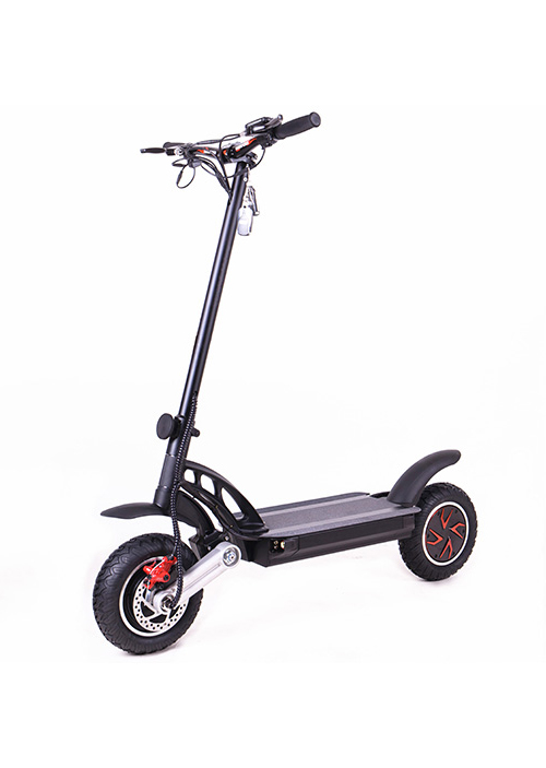10inch 800W 2 Wheel Power Assisted Scooter S012