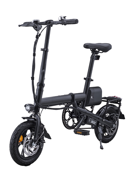 12inch Adults Mini Collapsible Electric Bike E2