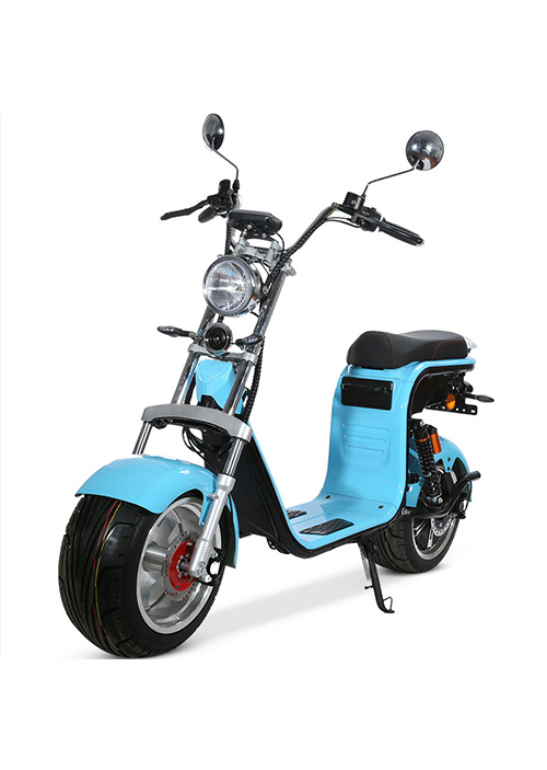 2000W Fat Tire Citycoco Electric Scooter EEC CP-2.0