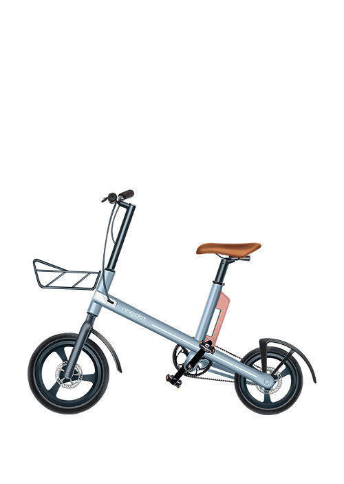 240W Newest Unique Removable Folded E-bike E3
