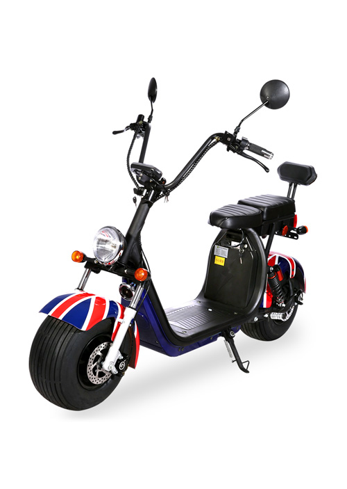 Eec City Coco Electric Scooter Motorcycle EEC CP-1.0
